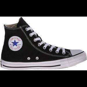 Chuck Taylor all stars | black high tops converse